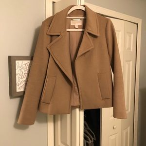 Micheal Kors Cropped Jacket - S